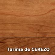 TARIMA CEREZO
